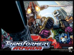 Transformers Armada Poster