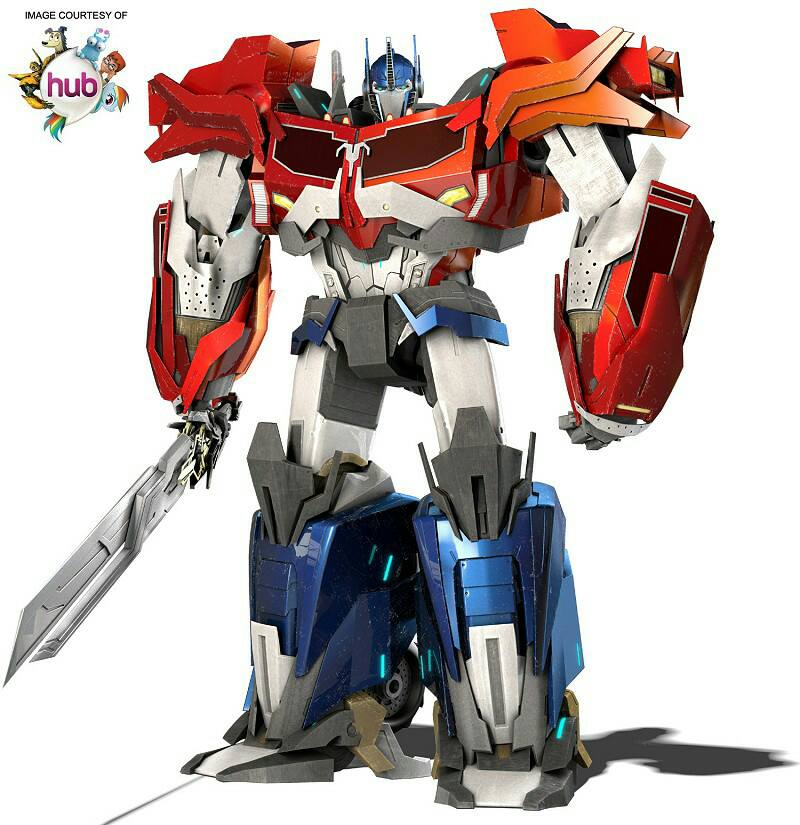 optimus beast hunter