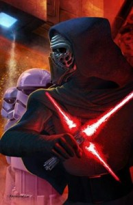 kylo troopers