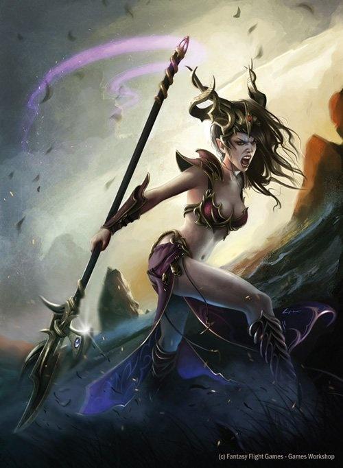 morathi - queen