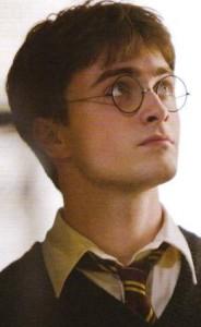 Harry looking