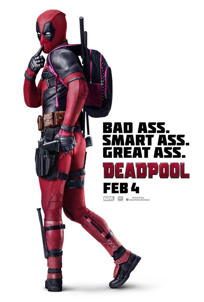 deadpool smart ass