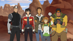 new team voltron