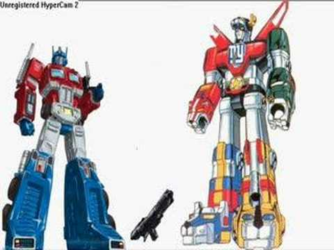 optimus vs voltron