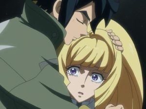 gundam mika and kudelia