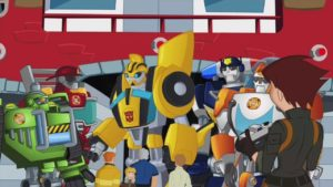 bee rescue bots