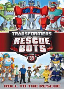 tf rescue bots