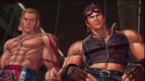 Hwoarang_and_steve_fox