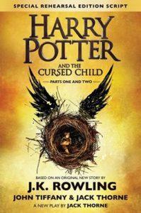 cursed child book