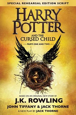 cursed child book