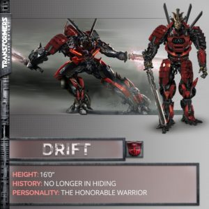 Drift-Robot-Mode
