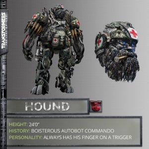 hound tf5