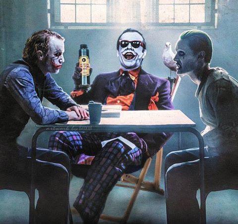 joker trio
