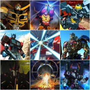 transformers-collage