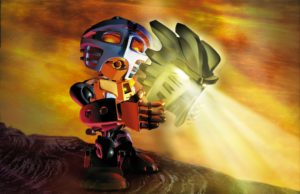 bionicle the mask