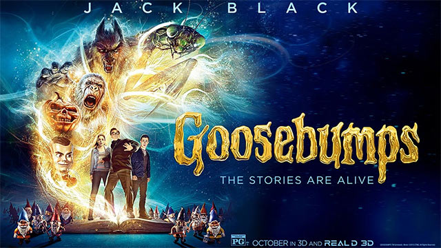 goosebumps stories are alive