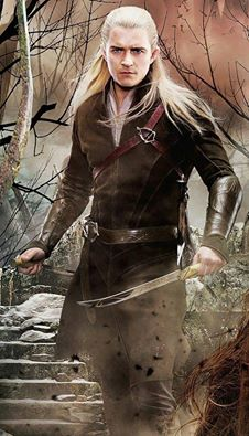 legolas elf warrior