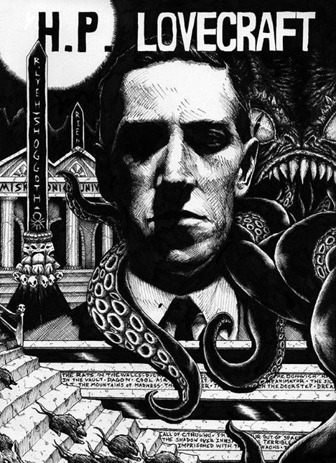 Lovecraft Knigovoditel