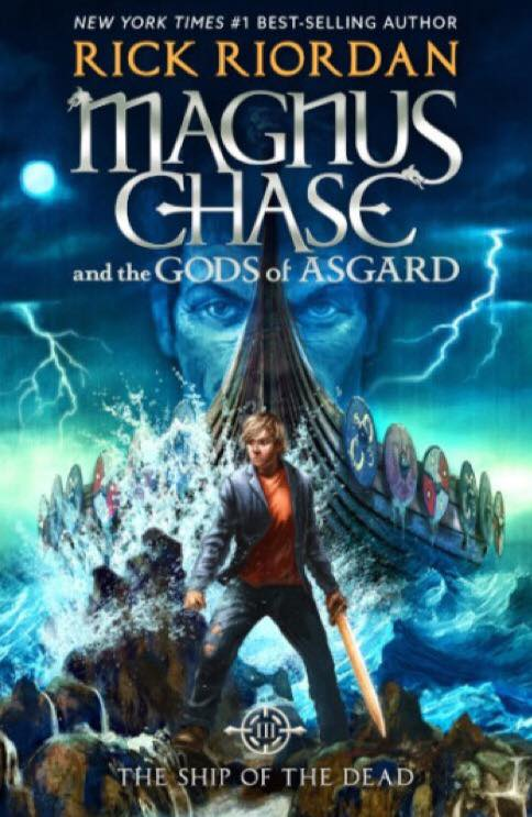 magnus chase book 3