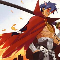 Kamina_with_sword