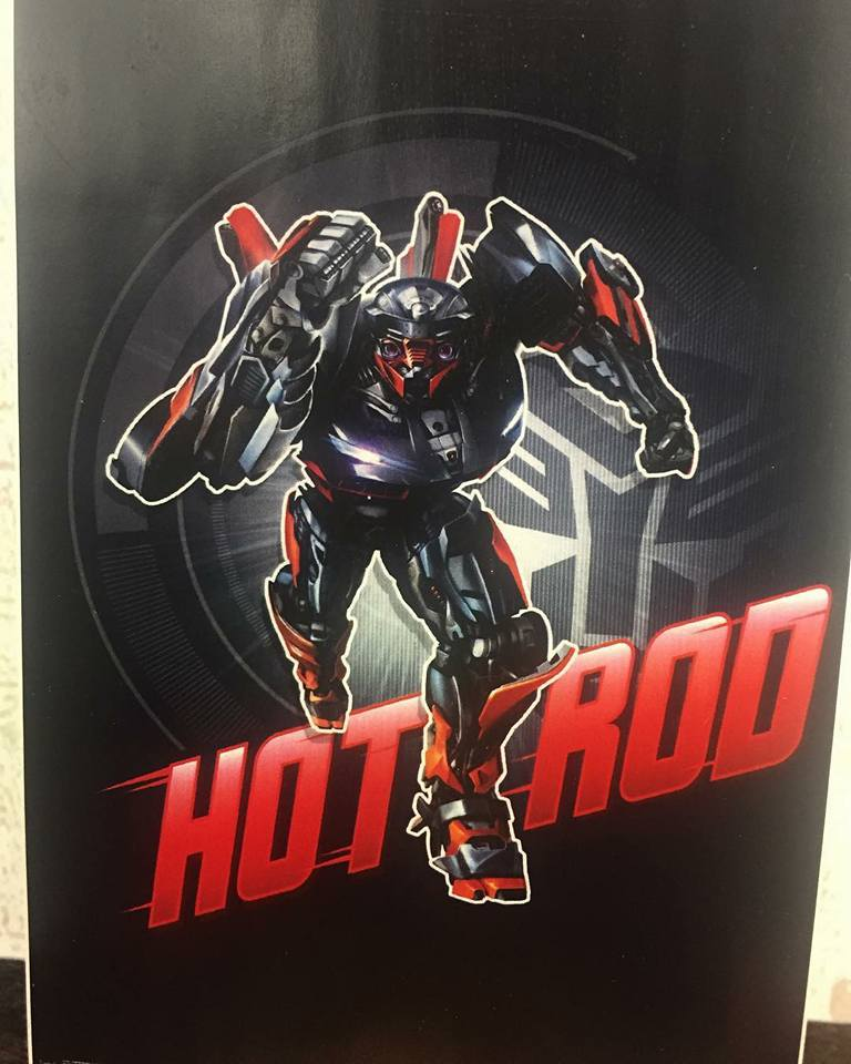 hot rod new poster