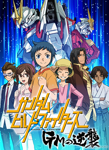 new gundam build fighters
