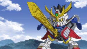 sd gundam sword