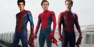 Spider-Man-Andrew-Garfield-Tom-Holland-and-Tobey-Maguire