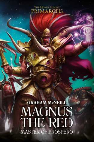 magnus the red cover