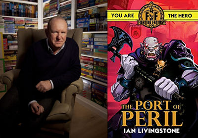 Ian Livingstone Port of Peril