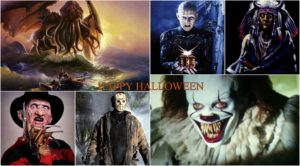 HAPPY HALLOWEEN HORROR