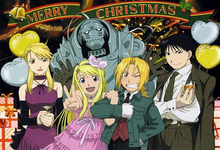 FMA Merry Christmas