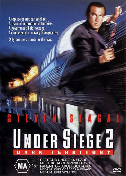 Under Siege 2 Poster