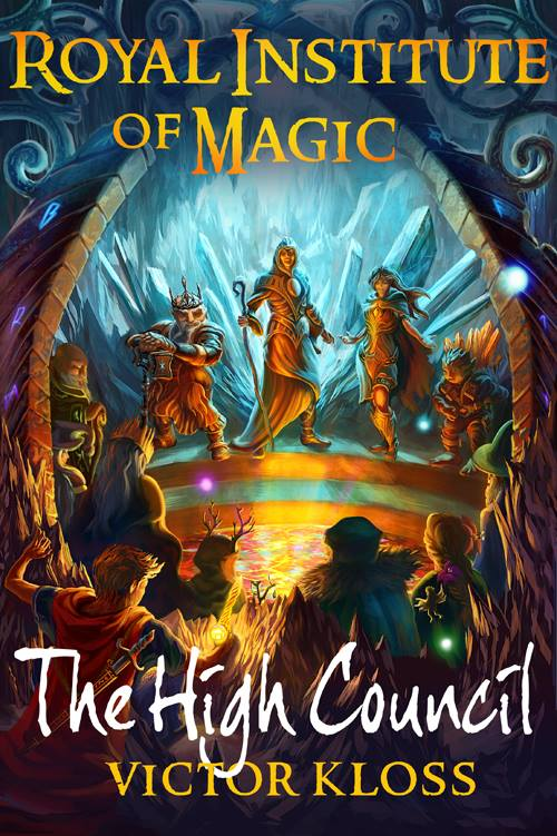 royal institute of magic final book