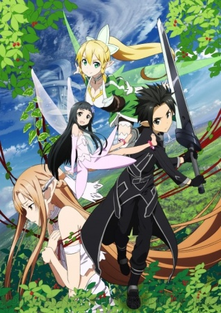 sword art online elves