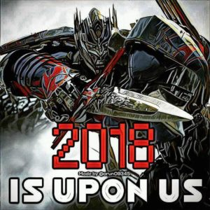 2018 Transformers