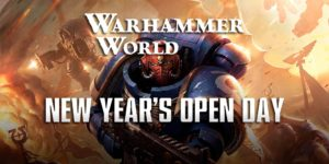 warhammer world news