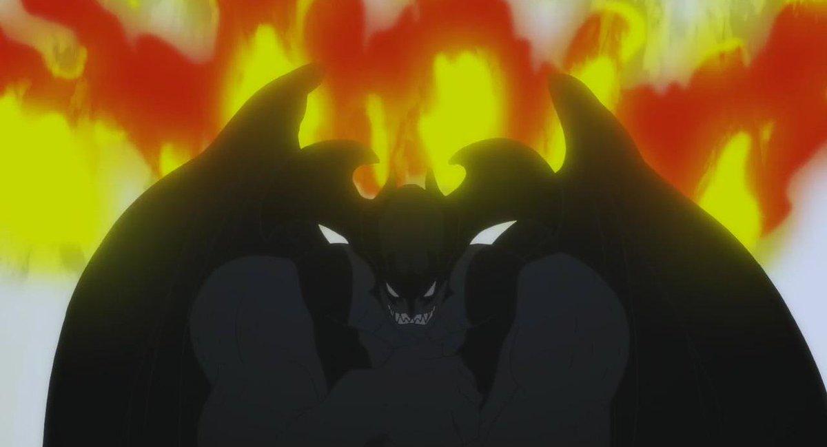 devilman fire