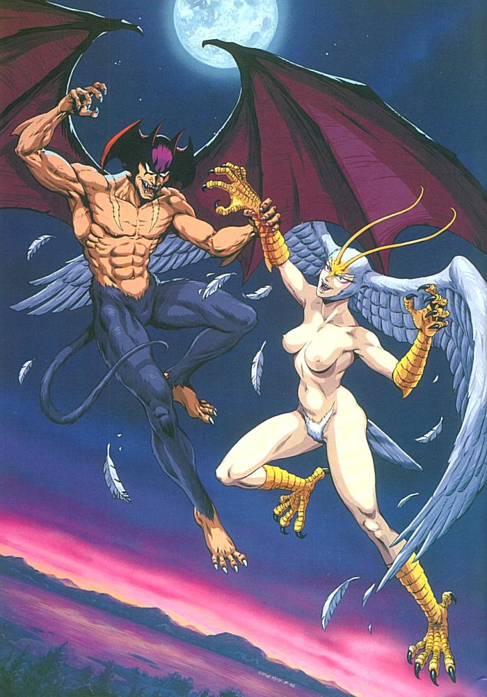 devilman the bird