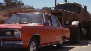 duel plymouth vs truck