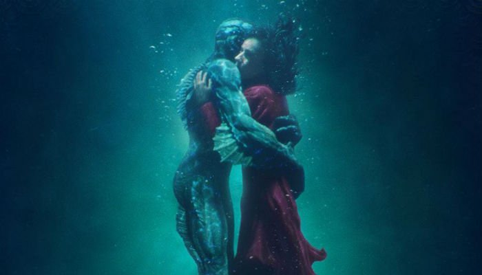 shape of the water