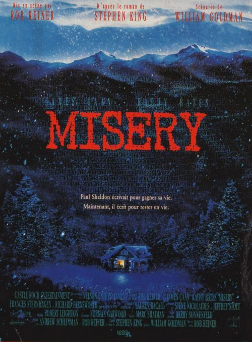 MISERY - French Poster
