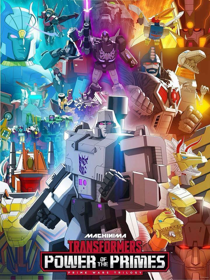 power of primes poster
