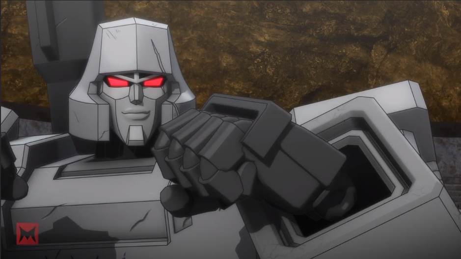 megatron power of the primes