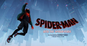 spider-verse christmas