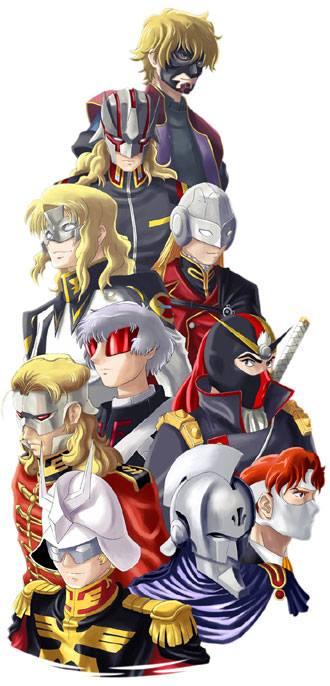char clones