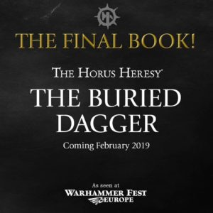 horus heresy final