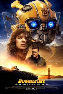 bumblebee poster 2018 new