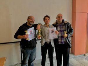three BG winners