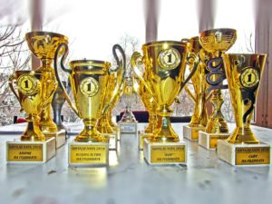 trophies awesome